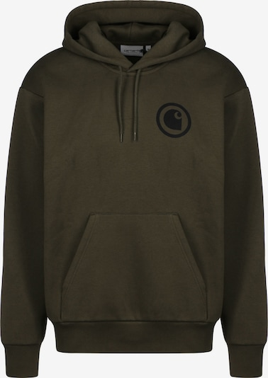 Carhartt WIP Hoodie ' Protect ' in oliv, Produktansicht