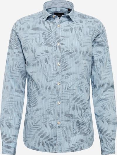 CINQUE Hemd 'Cispuky' in blau / weiß, Produktansicht