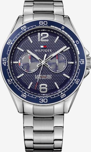 Analoginis (įprasto dizaino) laikrodis iš TOMMY HILFIGER , spalva - tamsiai mėlyna / sidabrinė, Prekių apžvalga