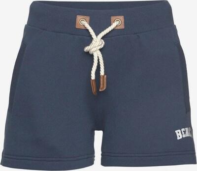 BENCH Shorts in navy, Produktansicht