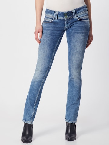 Pepe Jeans Jeans 'Venus' in Blauw