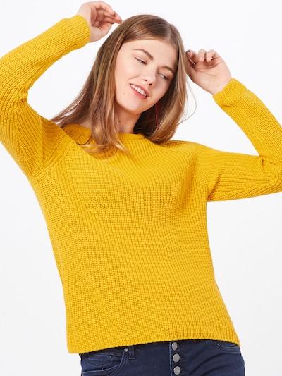 Megztinis iš Q/S designed by , spalva - garstyčių spalva: Vaizdas iš priekio