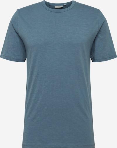 minimum Shirt 'delta' in blau, Produktansicht