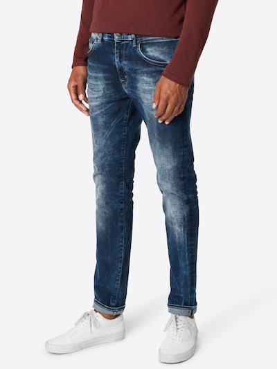 Petrol Industries Jeans 'Men Supreme Stretch' in blue denim, Modelansicht