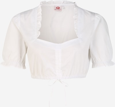 SPIETH & WENSKY Costume blouse in White, Item view
