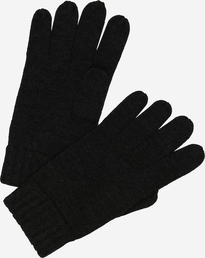 POLO RALPH LAUREN Vingerhandschoenen in de kleur Antraciet, Productweergave