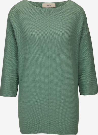 heine Oversized sweater in Green, Item view