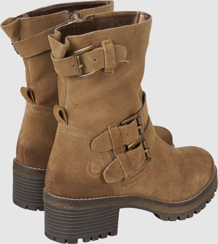 bugatti Leder Boots