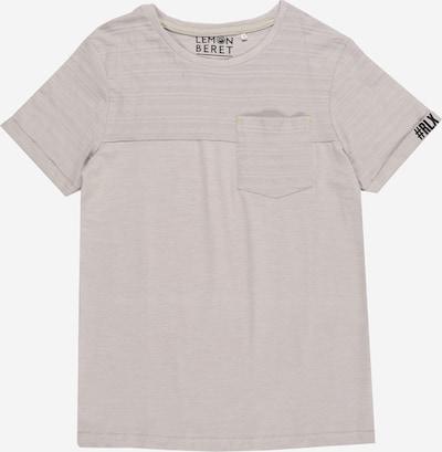 LEMON BERET T-Shirt 'TEEN BOYS T-SHIRT' en gris clair: Vue de face