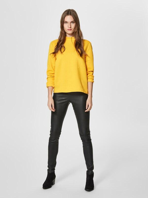 SELECTED FEMME Sweatshirt Stehkragen