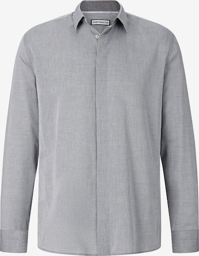 Shirtmaster Overhemd 'Greyshades' in de kleur Grijs, Productweergave