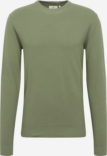 minimum Pullover in oliv, Produktansicht