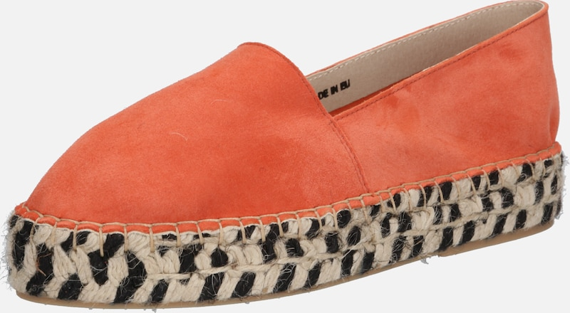 LeGer by Lena Gercke Espadrille 'Milena' in orange, Produktansicht