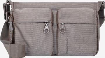 MANDARINA DUCK Crossbody Bag 'Md 20' in Bronze