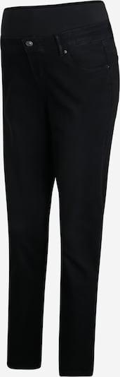 Jeans 'KENYA' Pieces Maternity pe denim negru, Vizualizare produs