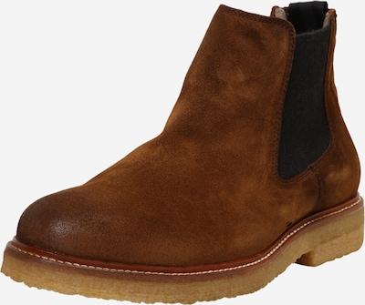Marc O'Polo Chelsea boty - rezavě hnědá / antracitová, Produkt