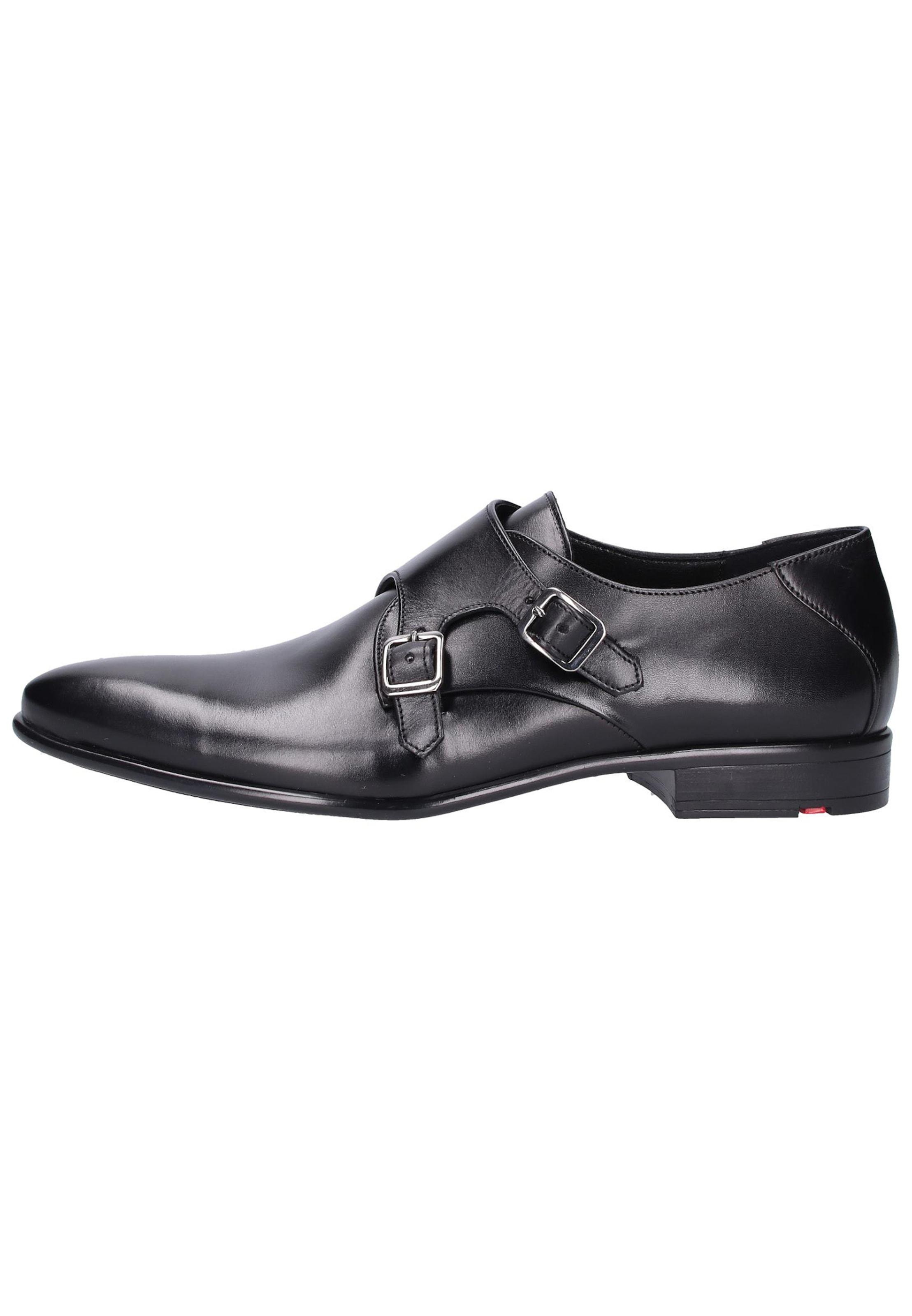 À En Noir Lacets Chaussure Lloyd QedBExrWCo