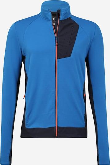 KILLTEC Sportjacke 'Martu' in royalblau, Produktansicht