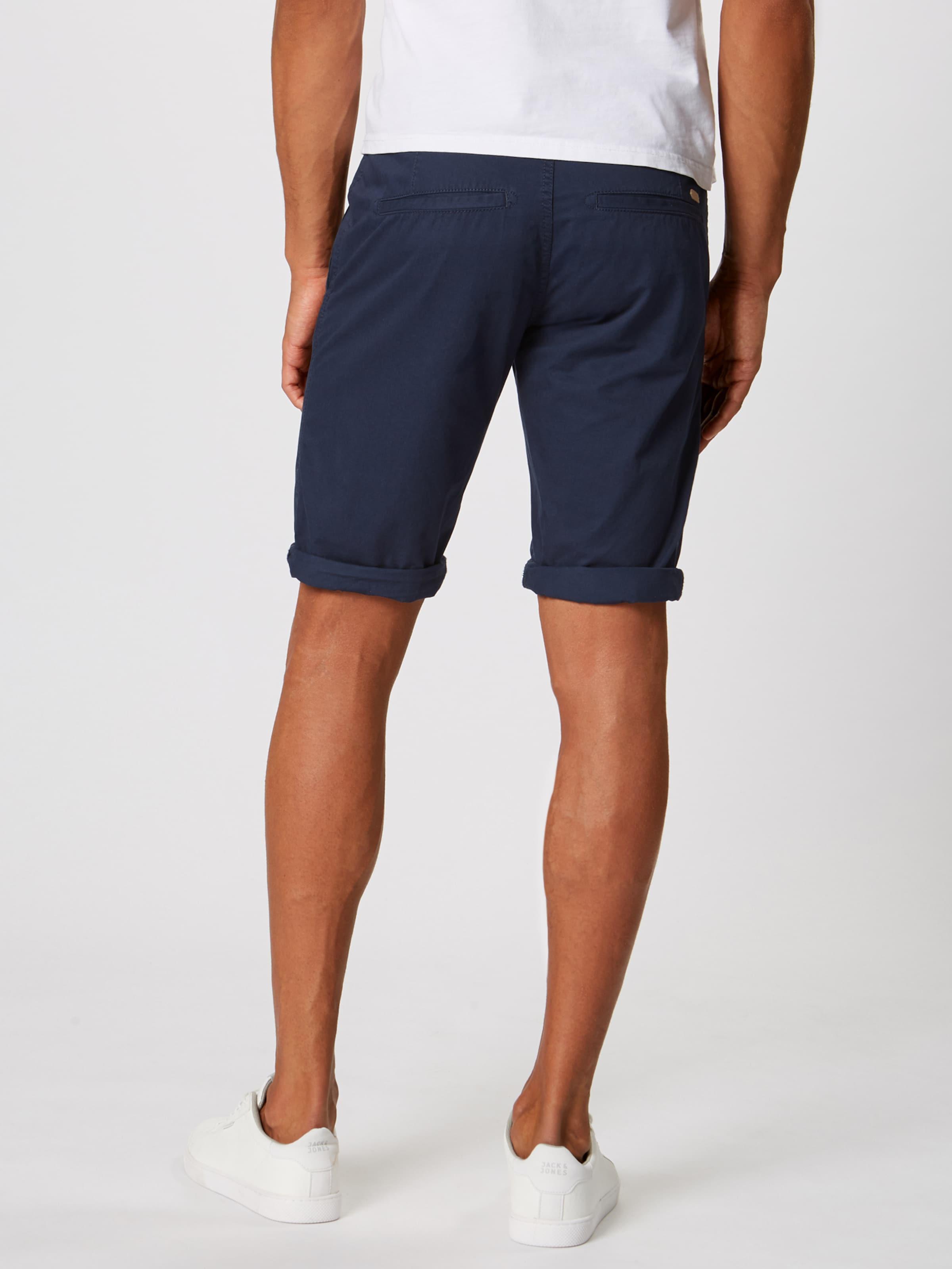 Pantalon En Esprit Bleu Marine Edc By Chino kwXN80PnOZ