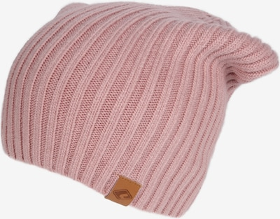 chillouts Beanie 'Justin' in rosa, Produktansicht