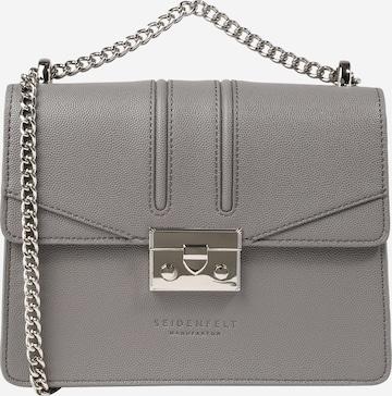 Seidenfelt Manufaktur Tasche 'ROROS' in Grau