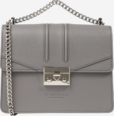 Seidenfelt Manufaktur Tasche 'ROROS' in grau, Produktansicht