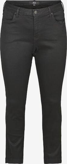 Zizzi Jeans 'EMILY' in black denim, Item view