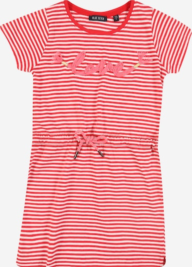 BLUE SEVEN Šaty - červené / biela, Produkt