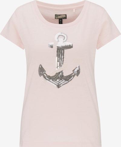 DREIMASTER T-Shirt in pastellpink, Produktansicht