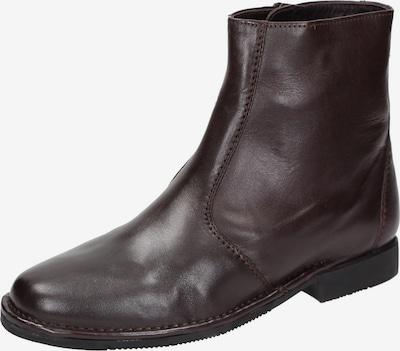 SIOUX Stiefelette 'Warth' in schwarz, Produktansicht
