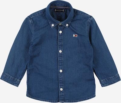TOMMY HILFIGER Hemd in blue denim, Produktansicht