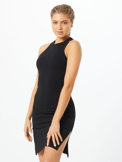 DIESEL Strandjurk in de kleur Zwart, Modelweergave