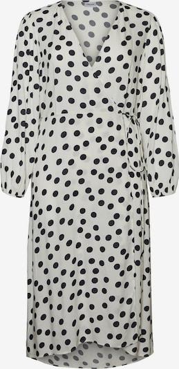 Vero Moda Curve Obleka 'Wickel' | bež / črna barva, Prikaz izdelka