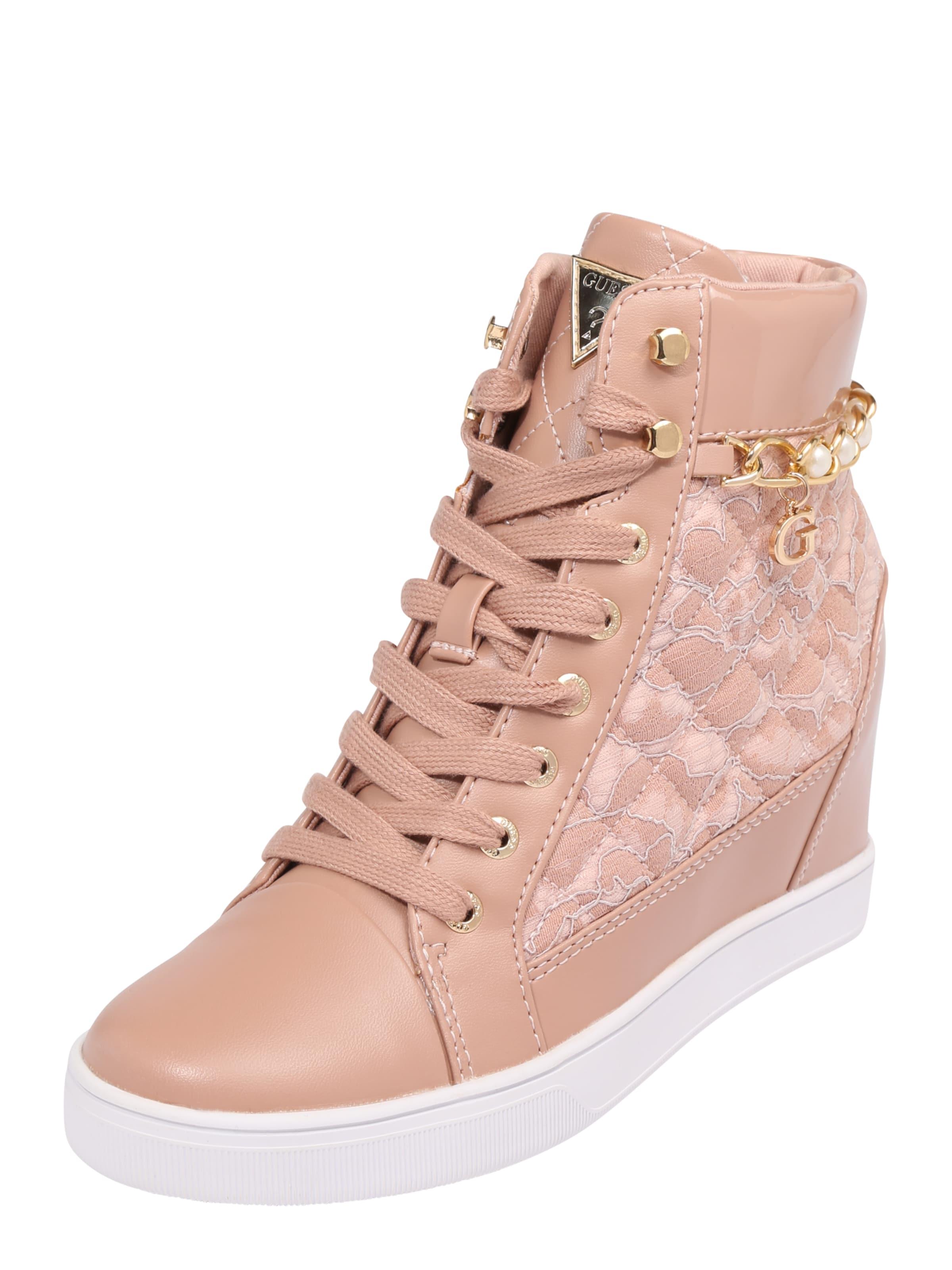 Haltbare Mode billige Schuhe GUESS | Sneaker 'Active Lady' Schuhe Gut getragene Schuhe