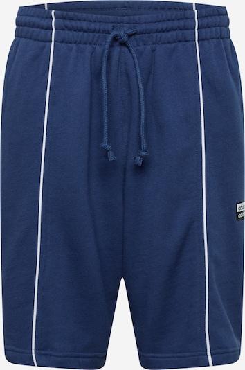 Pantaloni ADIDAS ORIGINALS pe indigo, Vizualizare produs