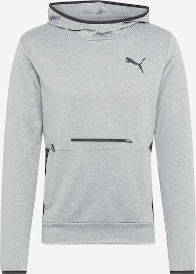 PUMA Sportovní mikina - šedá / tmavě šedá, Produkt
