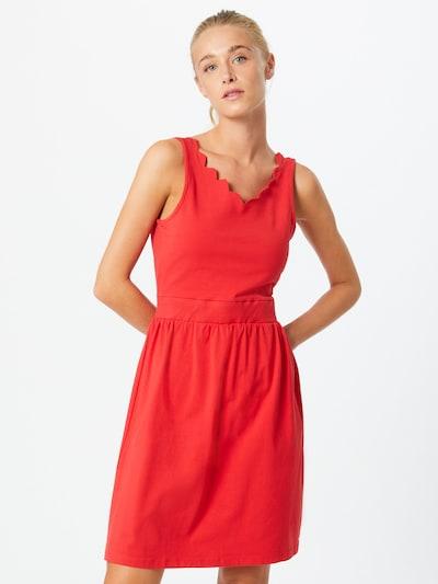 ONLY Letní šaty 'Amber' - červená, Model/ka