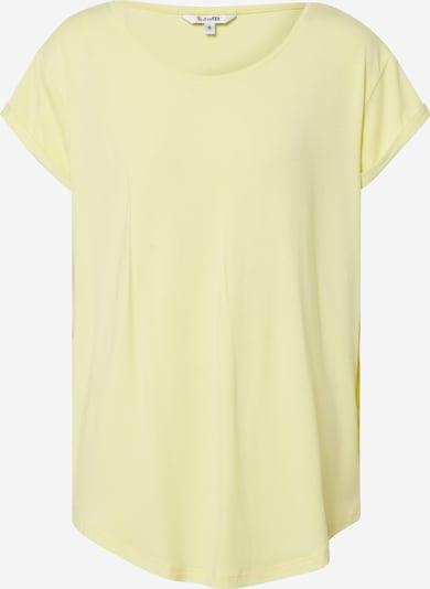 mbym Shirt 'Nisha' in gelb, Produktansicht