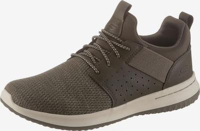 SKECHERS Sneaker 'Delson Camben' in oliv, Produktansicht