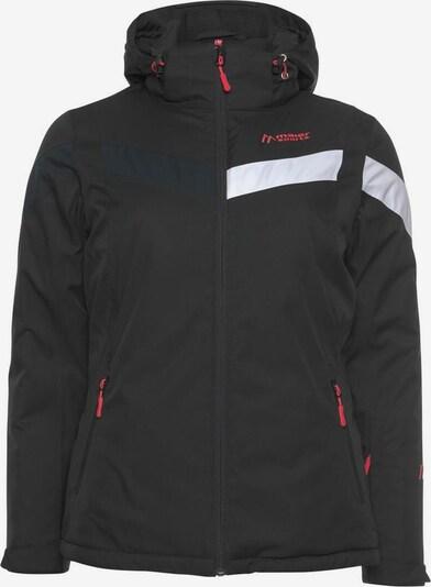 Maier Sports Skijacke in schwarz, Produktansicht