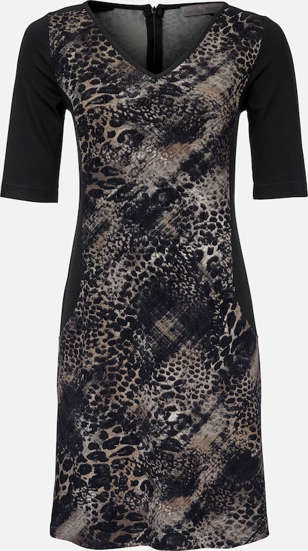 Ashley Brooke by heine Jerseykleid mit Animalprint