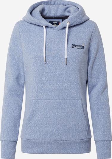 Superdry Sweatshirt in de kleur Lichtblauw, Productweergave