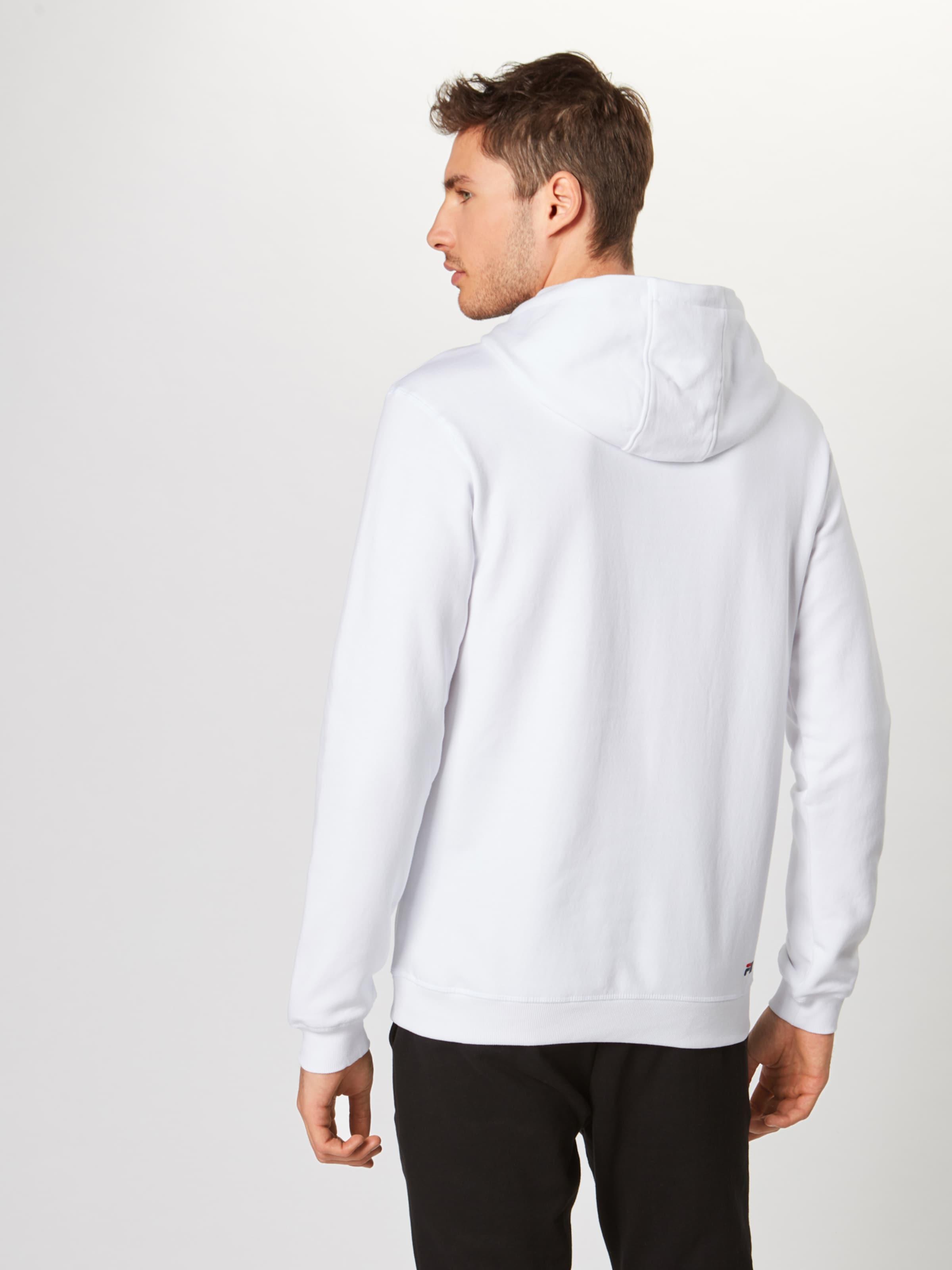 In Fila DunkelblauWeiß 'pure' Sweatshirt cAj4RqL35
