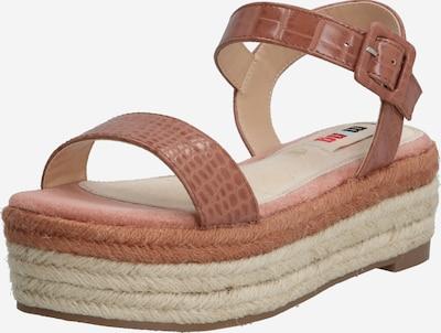 MTNG Sandale 'NEW TESSY' in sand / braun, Produktansicht