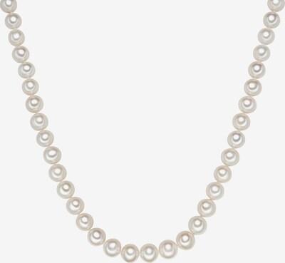 Valero Pearls Kette in silber / naturweiß, Produktansicht