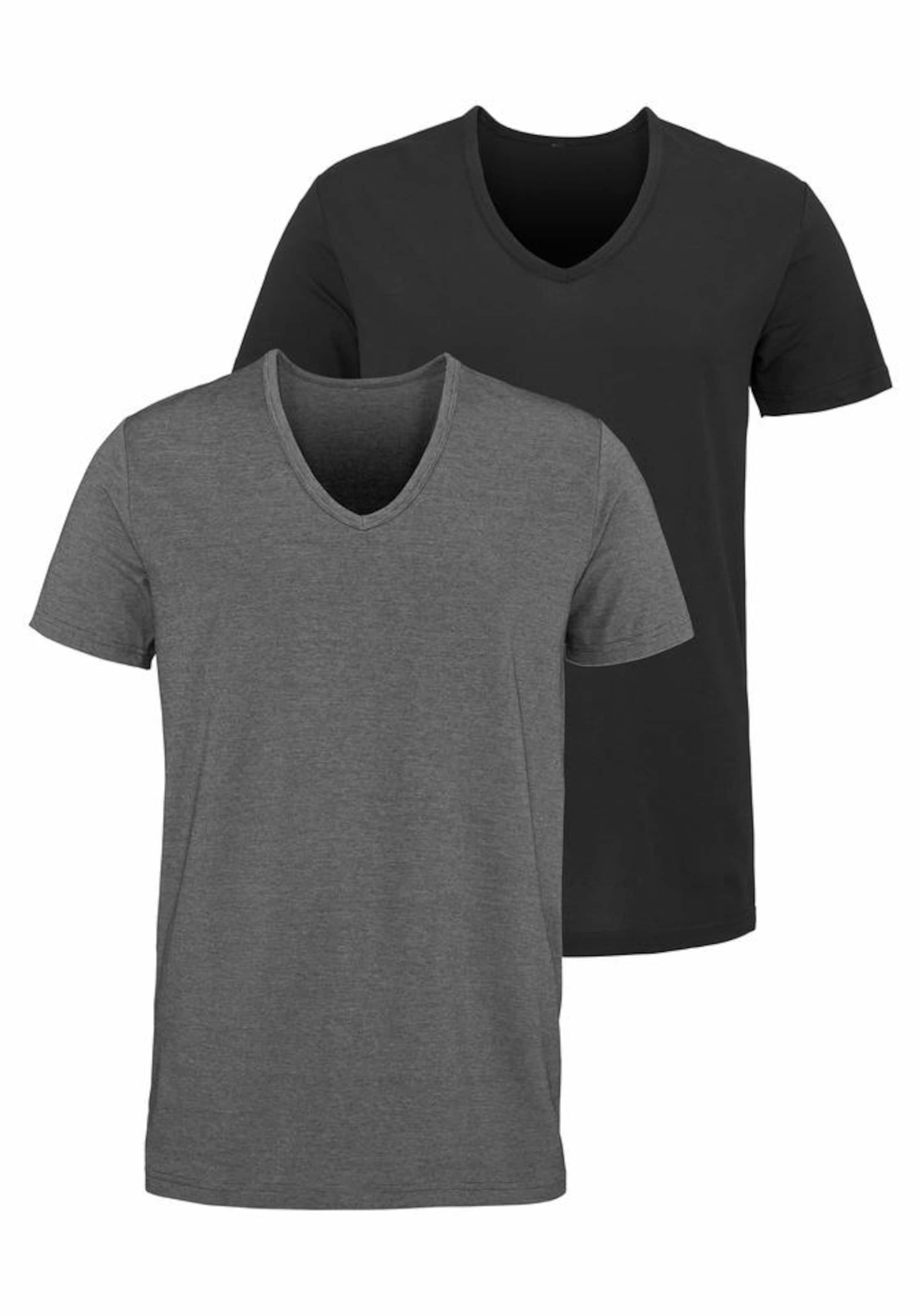 BENCH V-Shirt aus atmungsaktiver COOLMAX® Ware Online-Shopping Mit Mastercard Billig Footlocker Finish Besuchen Neue Billig Verkauf Heißen Verkauf Zuverlässige Online-Verkauf BTmWfz