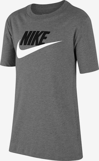 Nike Sportswear Shirt in grey mottled, Item view