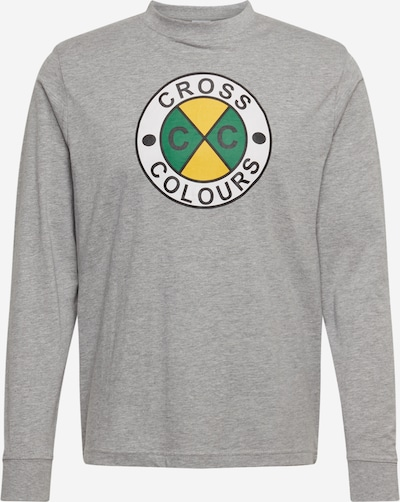 CROSS COLOURS Shirt in grau, Produktansicht