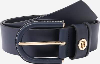 TOMMY HILFIGER Ledergürtel in blau, Produktansicht