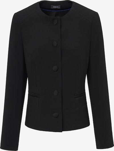 Basler Kurzjäckchen im eleganten Stil in schwarz, Produktansicht